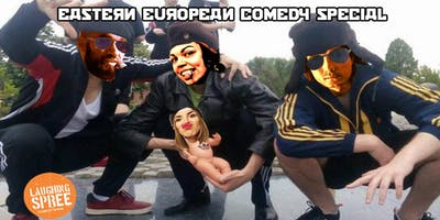 English Stand-Up Comedy - Eastern European Special #9 with free shots