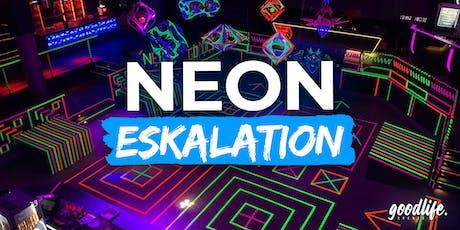 NEON ESKALATION! AUGSBURG! billets