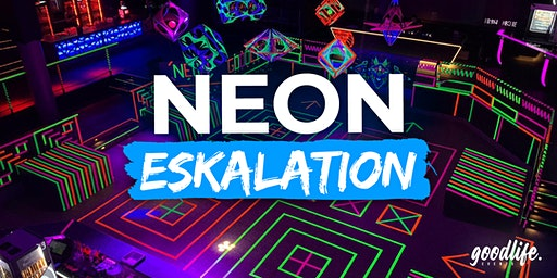 NEON ESKALATION! AALEN!