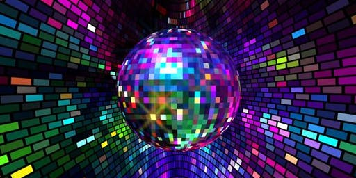 New Year's Eve Disco Dance Party