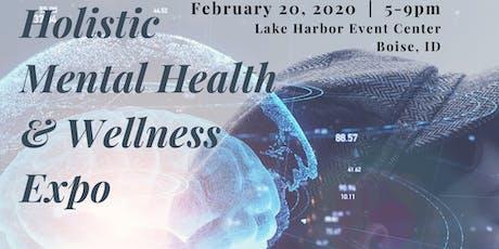 Holistic Mental Health & Wellness Expo tickets