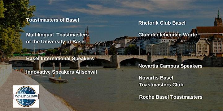 Jubilee: 20 Years Toastmasters in Basel: Bild