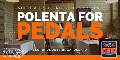 Polenta for Pedals tickets