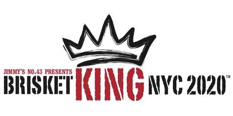 Brisket King NYC 2020™ tickets