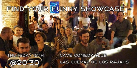 Find Your Funny Showcase  tickets