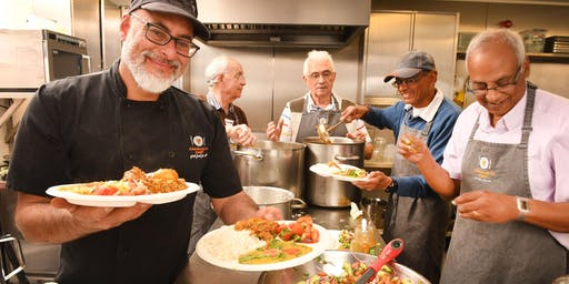 Feeding the Masses Cookery Workshop