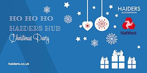 Ho Ho Ho Haiders Hub Xmas Party