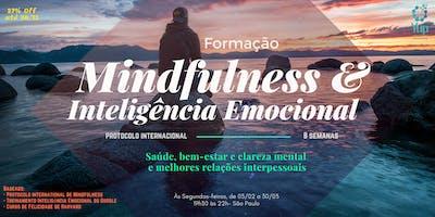 Curso Formação Mindfulness & Inteligência Emocional 8 Semanas [Março/2020]