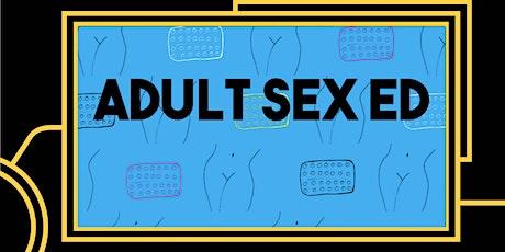 Adult Sex Ed tickets