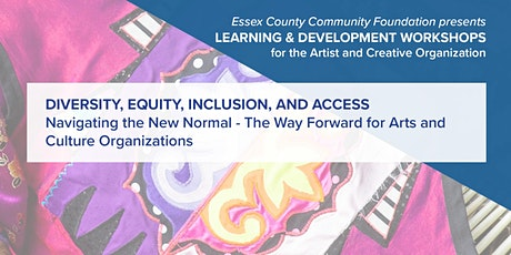 Diversity, Equity, Inclusion, and Access tickets