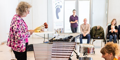 Concerteenies: Janet Fulton percussion (0-3s) tickets