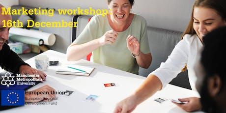 Marketing Workshop tickets