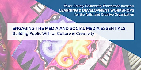 Engaging the Media and Social Media Essentials tickets