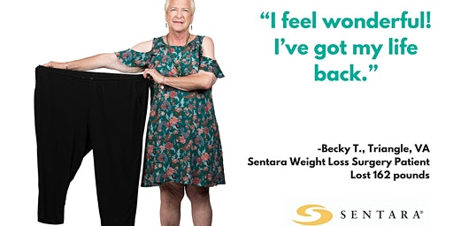FREE Sentara Weight Loss Surgery Center Information Session