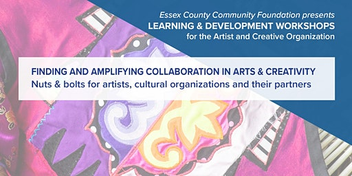 Finding and Amplifying Collaboration in Arts & Creativity