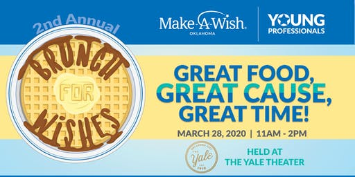 Brunch for Wishes hosted by the Wish YP Council