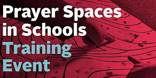 Prayer Spaces in Schools Training Event