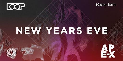 New Years Eve - Cosmic Ballroom