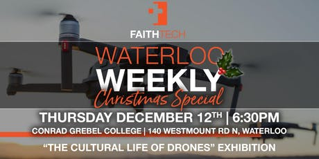 FaithTech Waterloo Christmas Special tickets