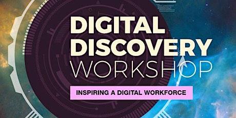 Digital Discovery Workshop - Supervisors Digital Skills tickets