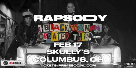 Rapsody: A Black Woman Created This Tour @ Skully's tickets
