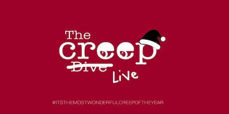The Creep LIVE: Merry Creepmas Everyone tickets
