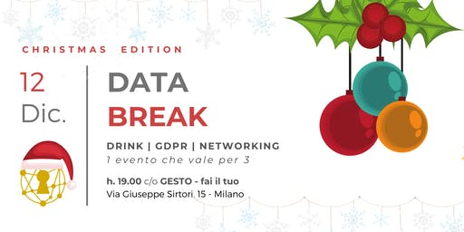 DATA BREAK - Christmas Edition