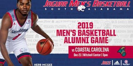 Jaguar Men's Basketball Alumni Game tickets