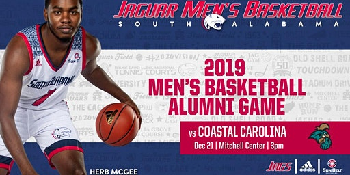 Jaguar Men's Basketball Alumni Game