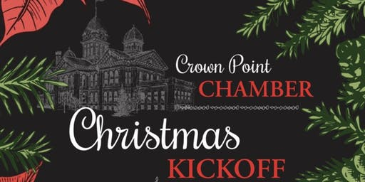 Crown Point Chamber Christmas Kickoff Party!