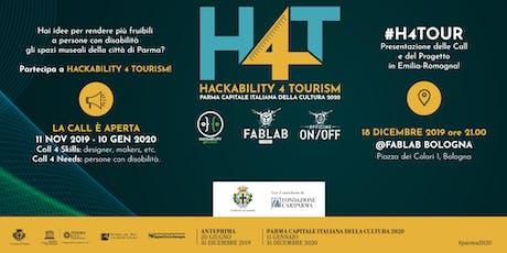 H4Tour @FabLab Bologna biglietti