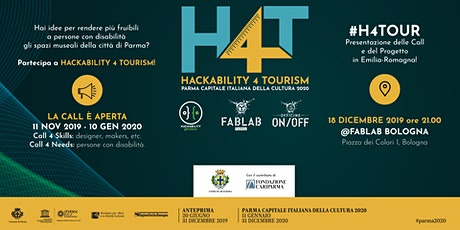 H4Tour @FabLab Bologna tickets