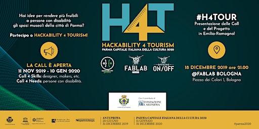 H4Tour @FabLab Bologna