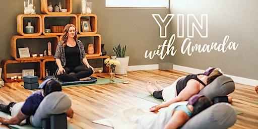 Yin Yoga - 8 Week Preregistered Classes