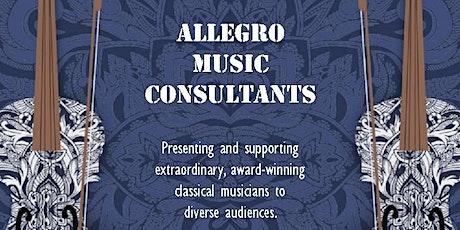 Allegro Presents: Chamber Music Series tickets