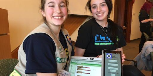 2020 RHoK Jr & Girl Scouts at QU