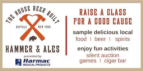 Hammer & Ales tickets