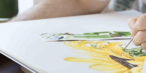 Darlunio Botanegol | Botanical Illustration
