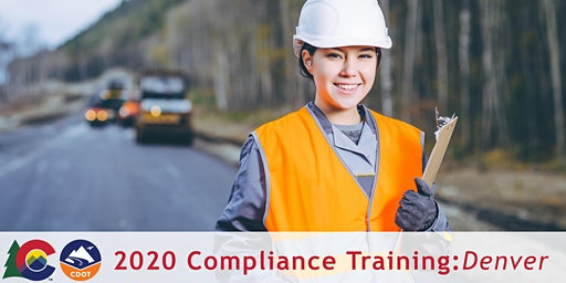 CDOT Civil Rights Compliance Training for Construction Contractors - R1