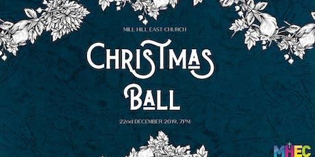 MHEC Christmas Ball tickets