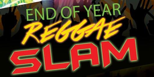 END OF YEAR REGGAE SLAM