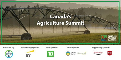 Canada's Agriculture Summit tickets
