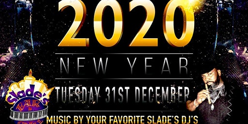 Cheers To You: Slade's New Year's Eve BASH 2020