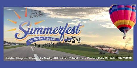 2020 SummerFest tickets