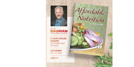 Affordable Nutrition Book Launch + Workshop tickets