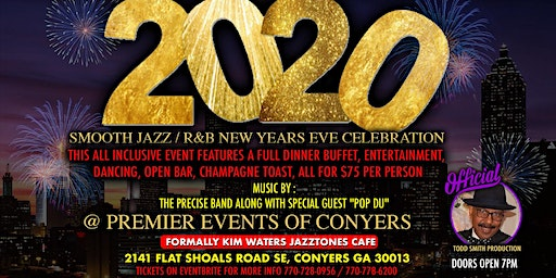 2020 New Years Eve Celebration