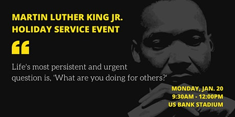 Martin Luther King Jr. Holiday Service Event tickets