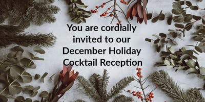 December Holiday Cocktail Reception