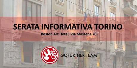 #GFT BUSINESS INFO TORINO tickets