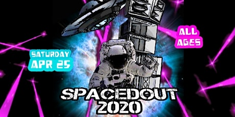 SPACED OUT 2020 tickets